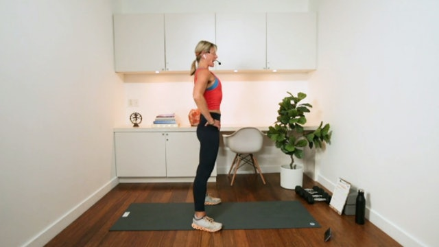 Total Body Workout (30 min) - with Hana Weinwurm