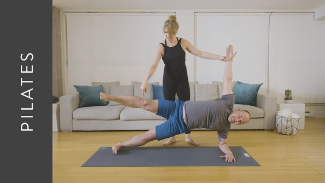Pilates Fusion: Total Body (40 min) — with Chelsea Wissink