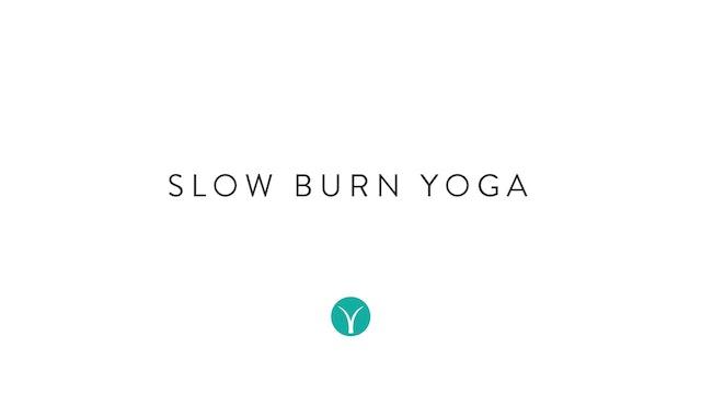 Slow Burn (45 min) - with Miguel Lopez De Lara