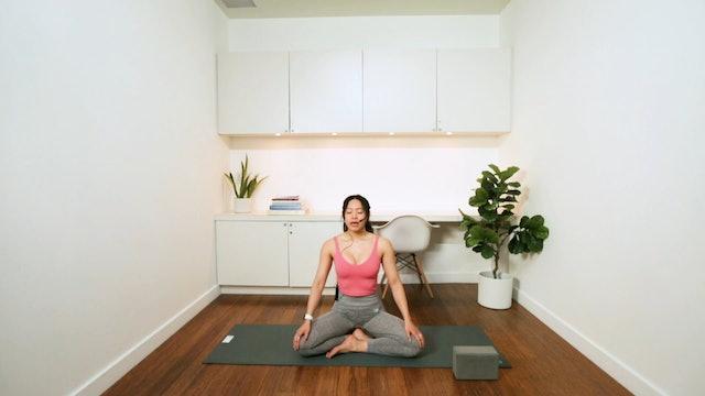 Feel Good Flow (35 min) - with Katrina Chan