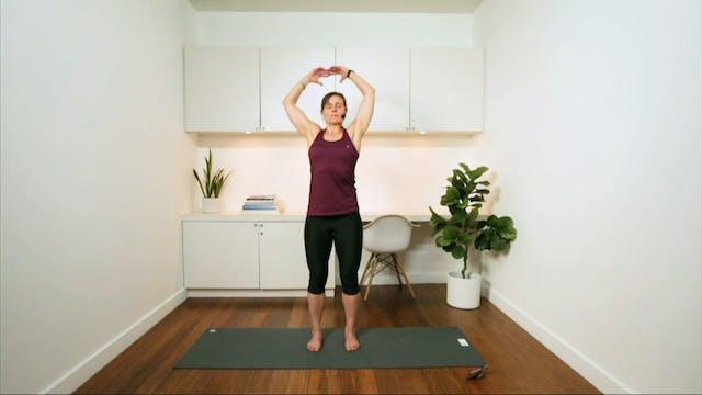 All Levels Express Pilates (30 min) -...