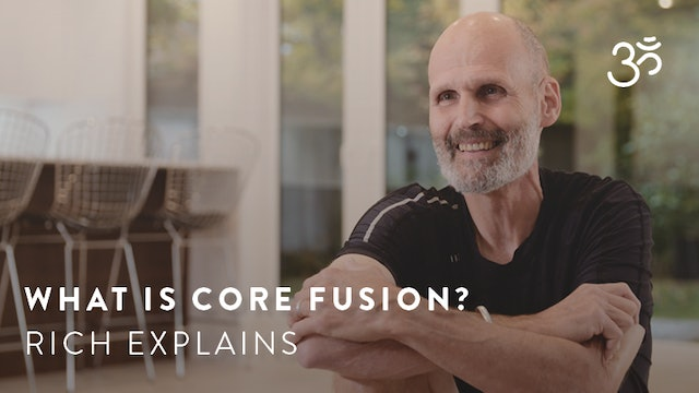Meet Rich Reynolds (+ What is Core Fusion?)