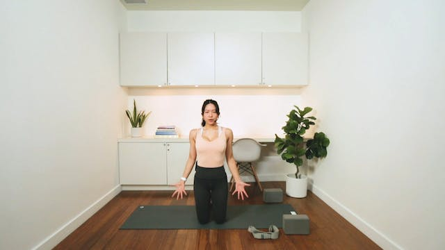 Flow for Shoulder Mobility (45 min) -...