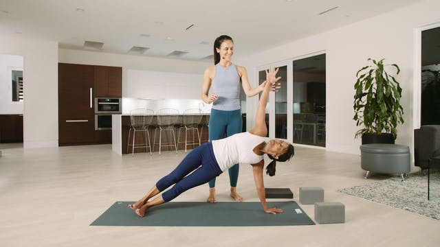 Tue 10/20 5:00PM PST | Power Yoga (75...