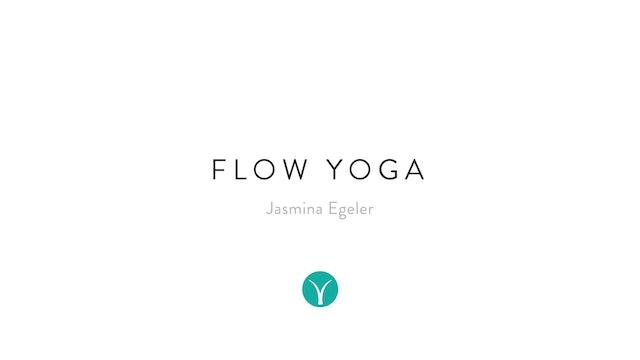 Flow Yoga for Cyclists (50 min) - with Jasmina Egeler