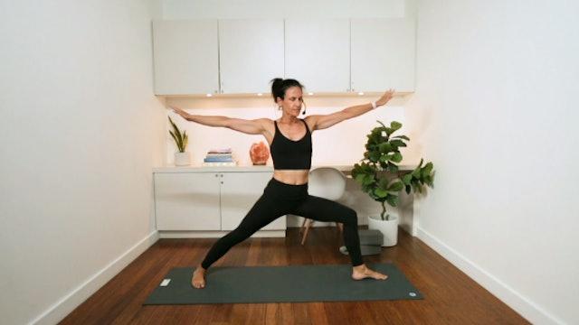 Nourishing Flow (60 min) - with Jasmina Egeler