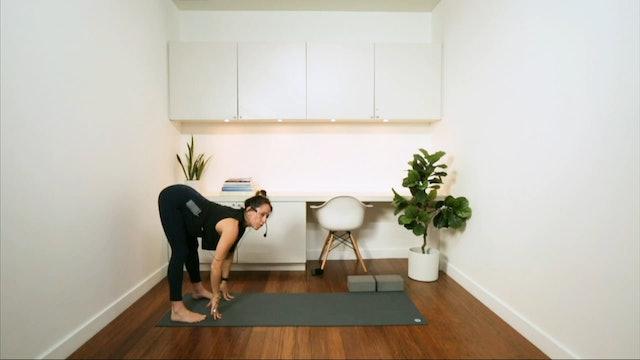 Full Body Power Yoga (45 min) - with Mari Dickey