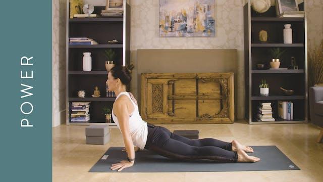 Power Yoga (30 min) — with Jasmina Eg...