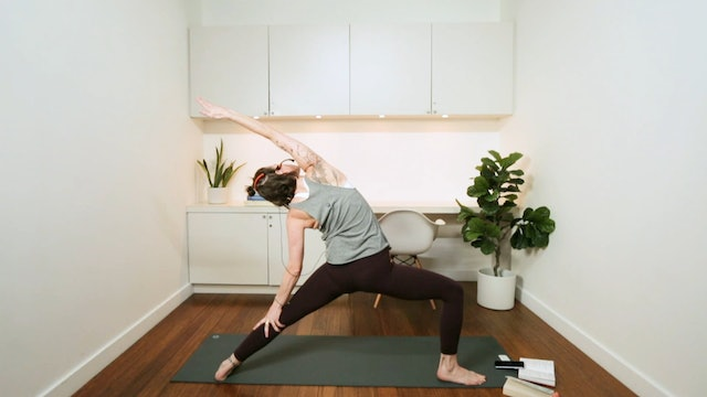 Arm Balance Play Power (60 min) - with Deb Purcell