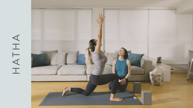 Hatha Yoga for Beginners (40 min) – with Rachel Scott