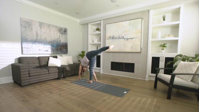 Flow Yoga: Full Body (45 min) — with Kate Gillespie