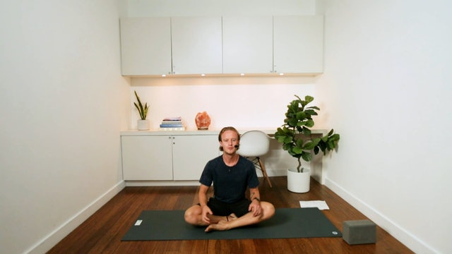 Energizing Heart Opening Flow (75 min) - with Connor Roff