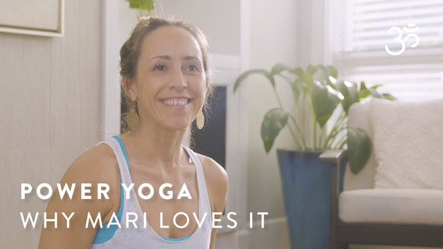 Power Yoga: Here's Why Mari Dickey Loves This Practice