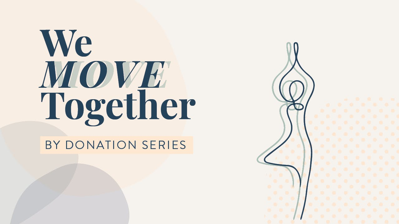 By Donation Yoga Class — with Joss Frank