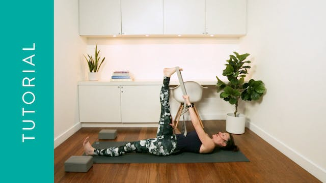 Tutorial: How to Stretch & Strengthen...