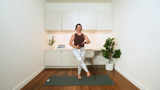 Toned Inner + Outer Thigh Workout (30 min) - with Naomi Joy Gallagher