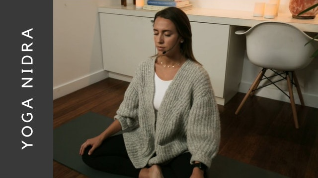 Live Replay: Yoga Nidra + Tips (60 min) - with Sam Squire