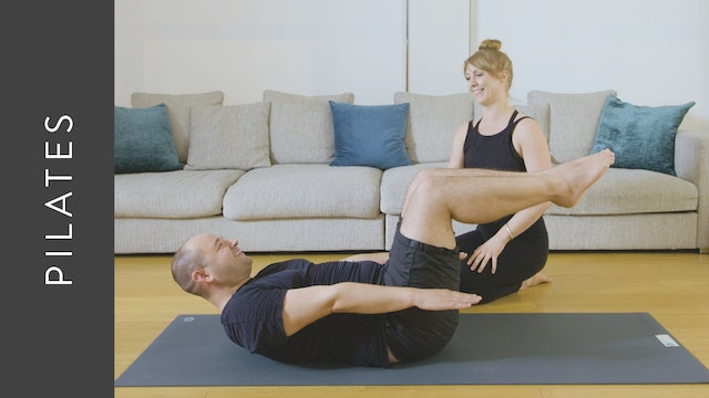 Pilates Fusion: Intermediate (20 min) — with Chelsea Wissink