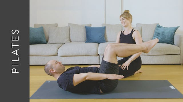Pilates Fusion: Intermediate (20 min)...