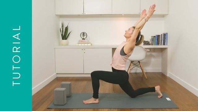 Flow Yoga: Improving Your Balance (10...