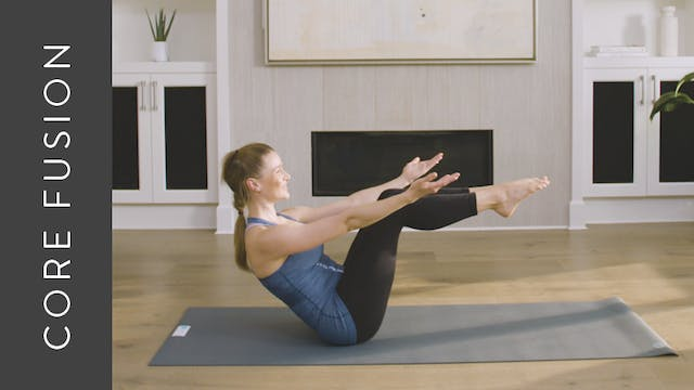 Post Natal Core Fusion (10 min) — wit...