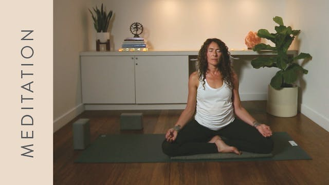 Meditation for Stress (10 min) — with...