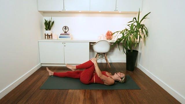 Stretch & Unwind (45 min) – with Mika...