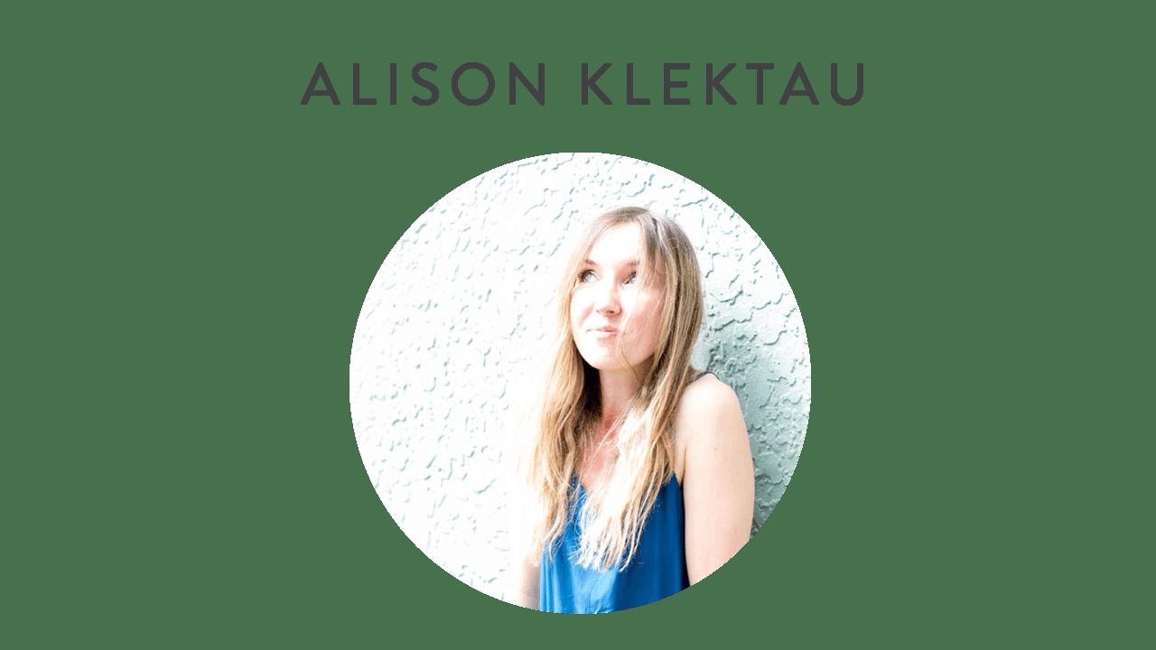 Alison Klektau