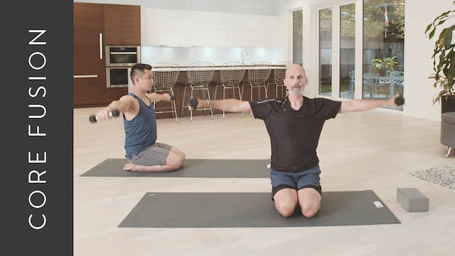 Core Fusion: Upper Body (30 min) – wi...