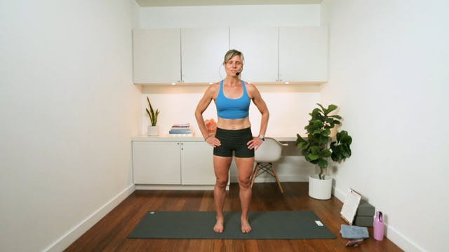 Pilates Tone & Burn (40 min) - with H...