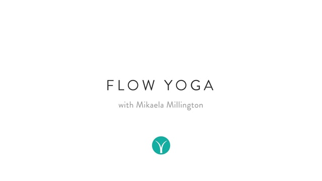 Summer Sunshine Flow (60 min) - with Mikaela Millington