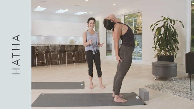 Self Love Hatha Yoga (30 min) — with Hillary Keegan