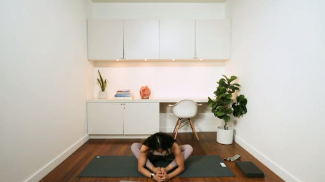 Wind Down Evening Cleanse (35 min) - ...