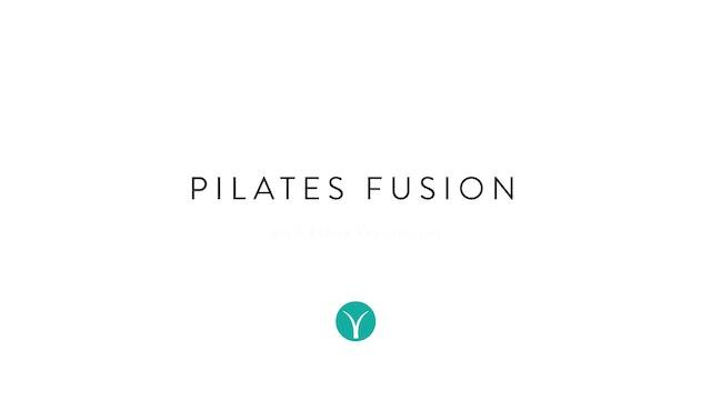 Pilates Core Fusion (60 min) - with Hana Weinwurm