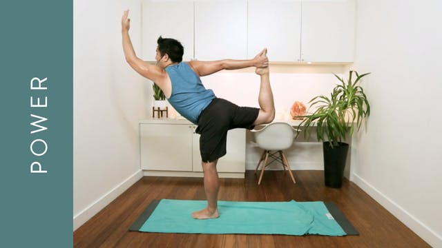 Power Yoga: Hips, Twists and Core (45...