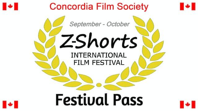 Concordia Film Society - Festival Pass