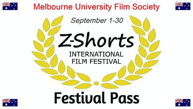 Melbourne University Film Society - Festival Pass
