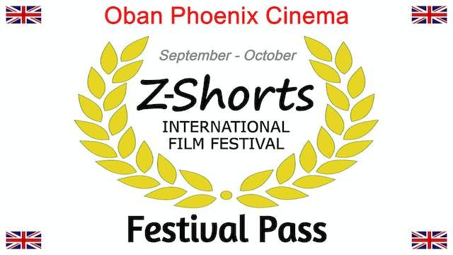 Oban Phoenix Cinema - Festival Pass