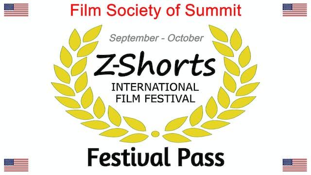 Film Society of Summit - Festival Pass