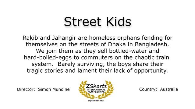 Street Kids Intro 2109