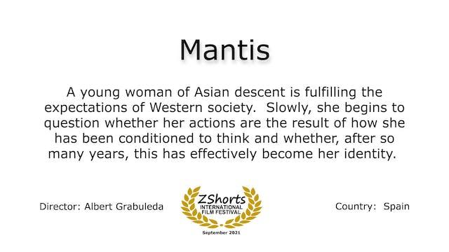 Mantis Intro 2109