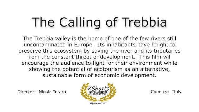 The Calling of Trebbia Intro 2109