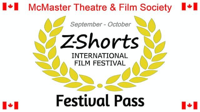 McMaster Theatre & Film Society - Festival Pass