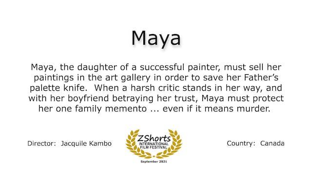 Maya Intro 2109