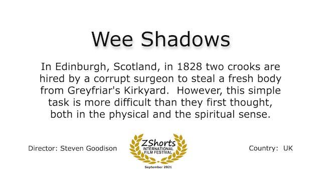 Wee Shadows Intro 2109