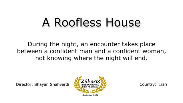 A Roofless House Intro 2109