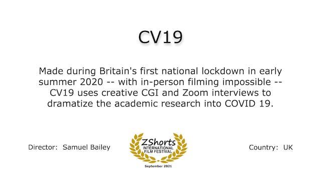 CV19 Intro 2109