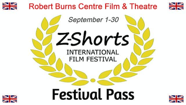 Robert Burns Centre - Festival Pass