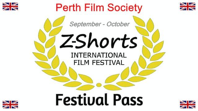 Perth Film Society - Festival Pass
