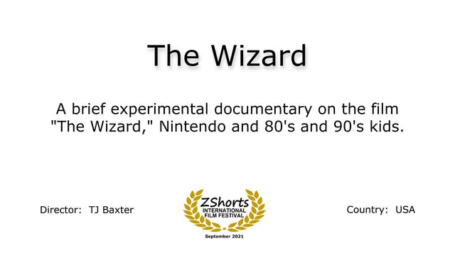The Wizard Intro 2109